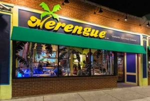 Merengue storefront good quality photo