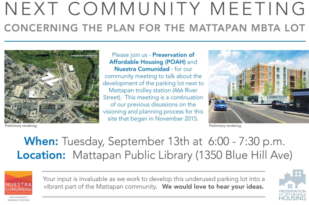 sept 13 community meeting