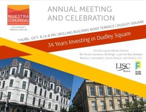 Nuestra Annual Meeting postcard LISC(2)